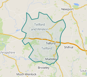 House Prices In Telford